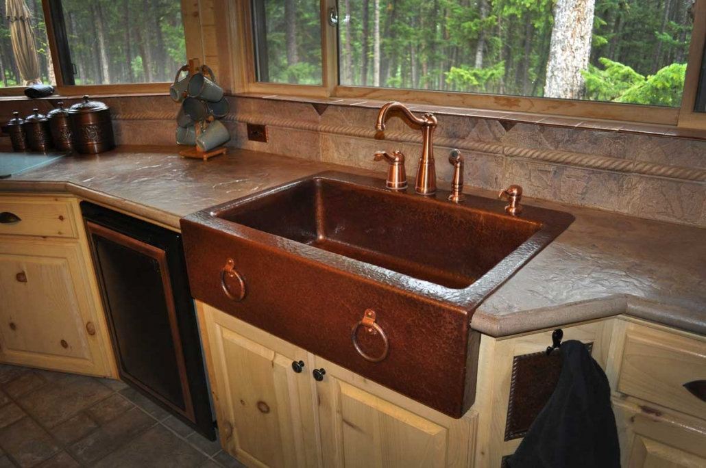 Mountain Copper Creations - Custom Copper Sinks, Range Hoods ...